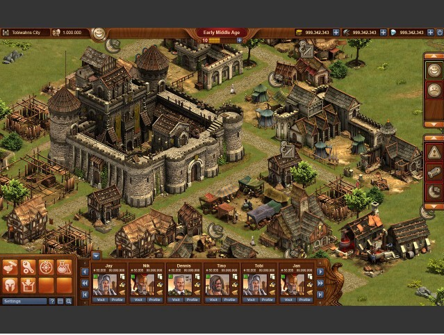 Forge of Empires Mod APK download - Forge of Empires - Medium