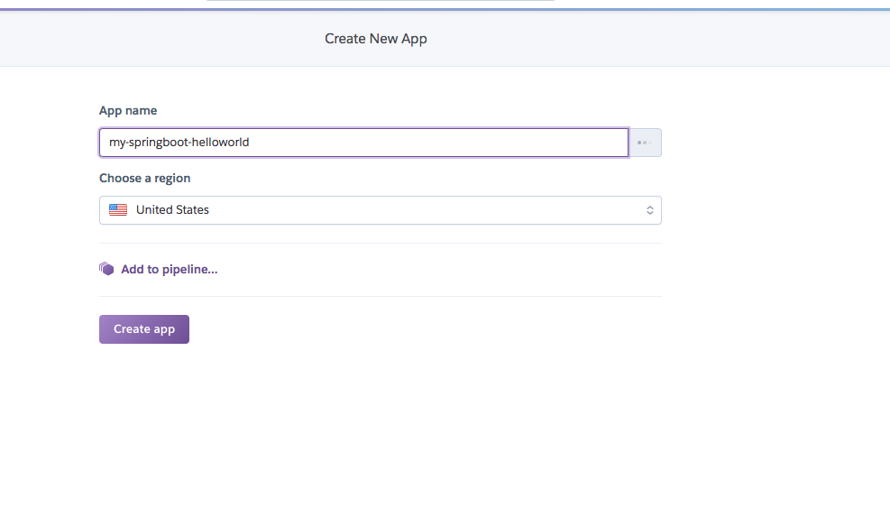 Deploy Springboot application with Travis and Heroku