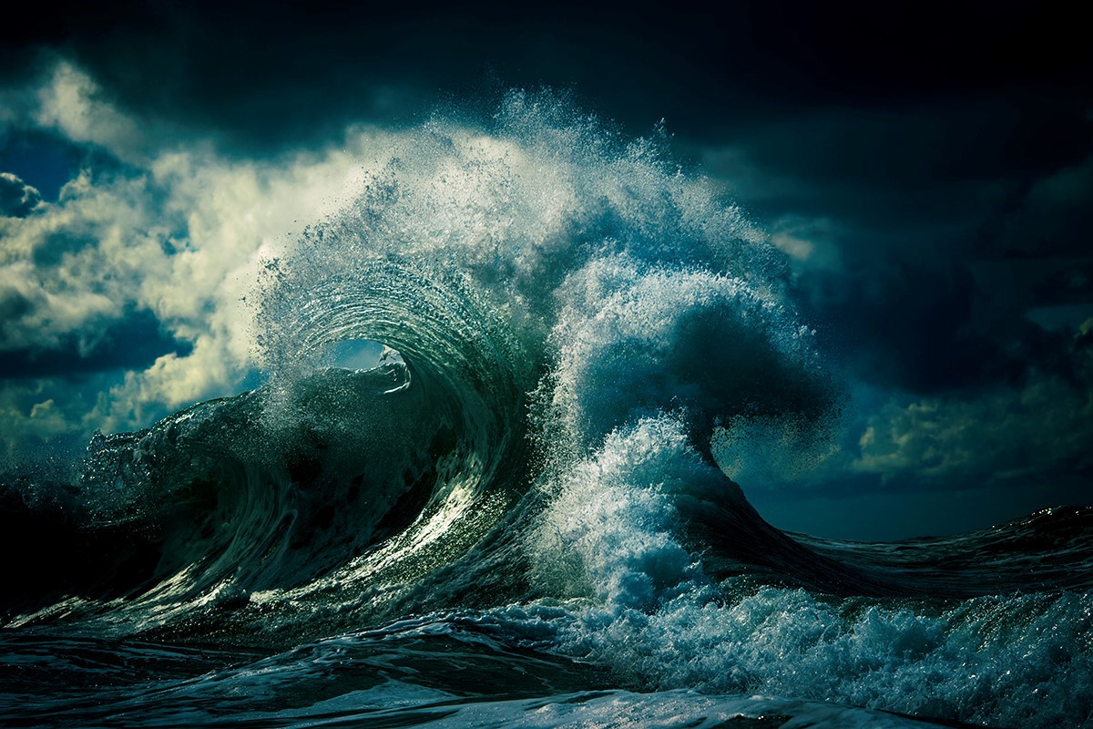 Image result for ray collins waves