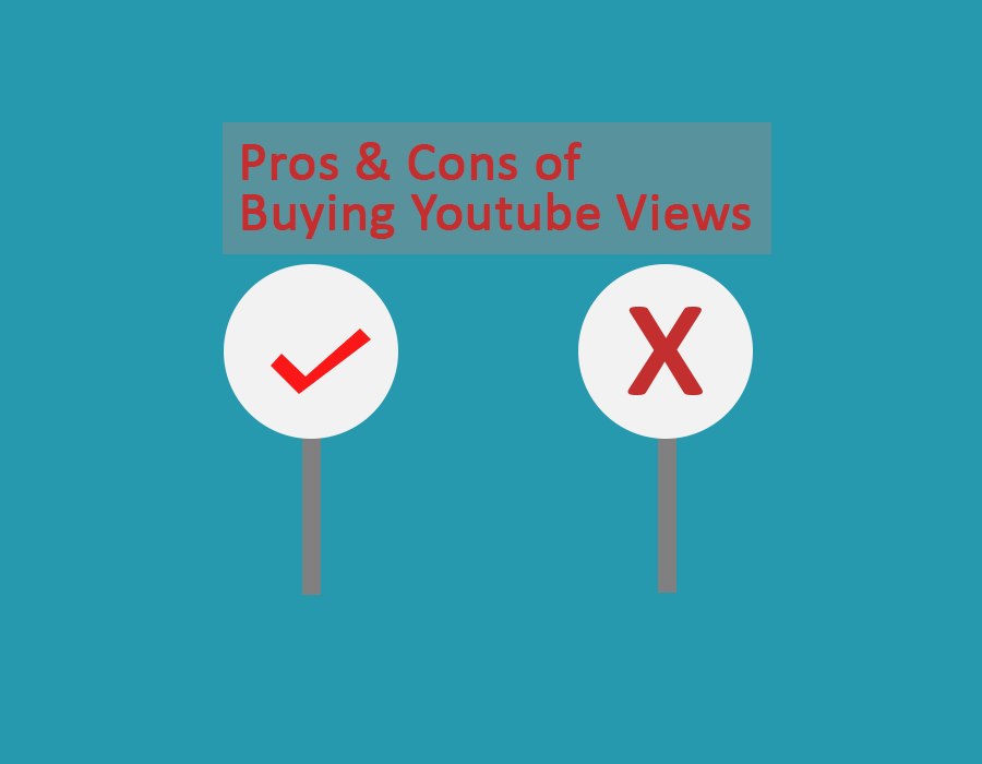 The Pros and Cons of Buying YouTube Views - SocioBlend - Medium
