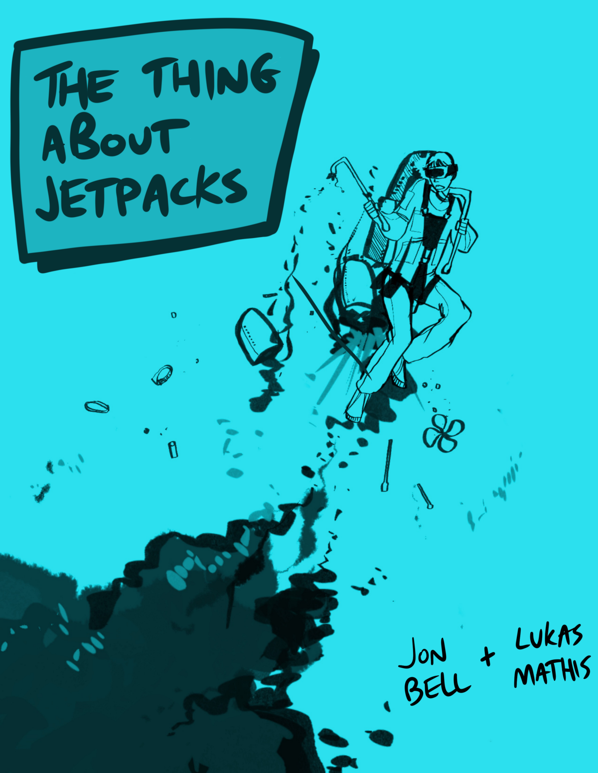 The Thing About Jetpacks - Jon Bell - Medium