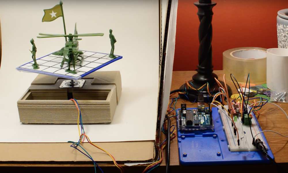 Automated Turntable for 3D Scanning - Hackster Blog