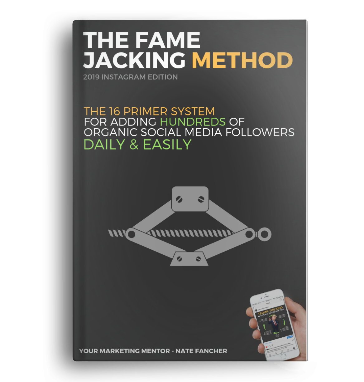 GET] The Fame Jacking Method — From Zero To 10K+ Real Instagram
