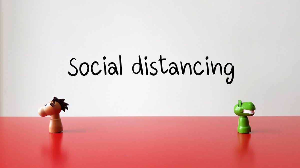 Social Distance Analyzer using OpenCV and YOLO
