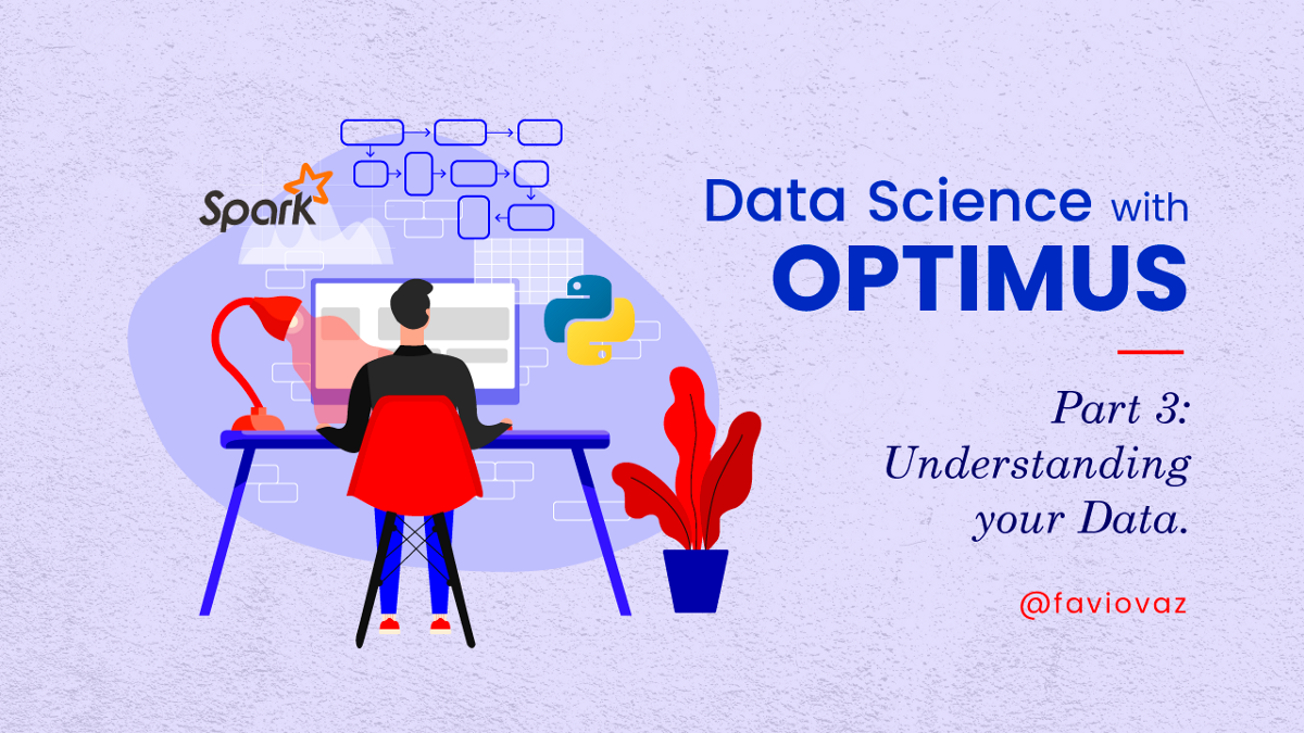 Data Science with Optimus. Part 3: Understanding your data.