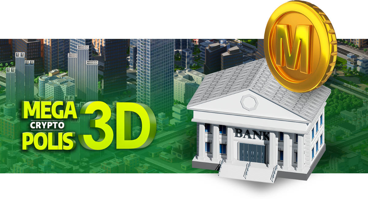 MCP3D Paid $4.5M to Players, Goes DeFi with $MEGA Token