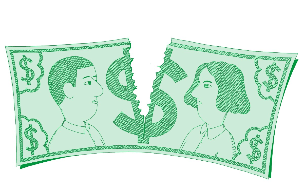 How Can I Tell My Partner I Want to Separate Our Finances?