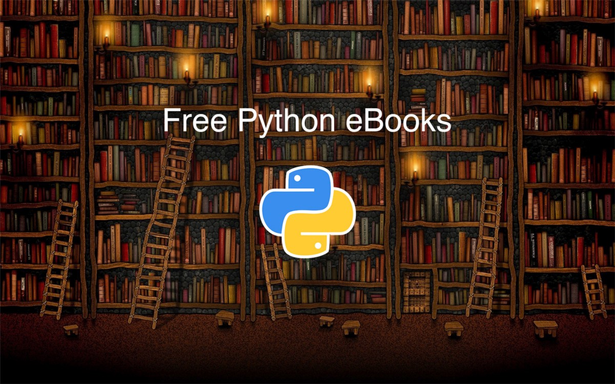 19 Free eBooks to learn programming with Python.