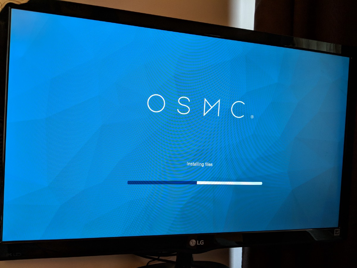 How to create a media box using a Raspberry Pi and OSMC (KODI)