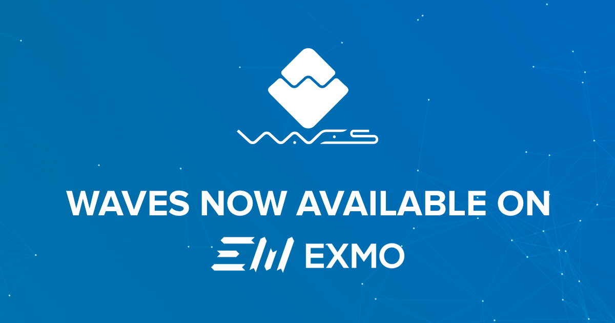 WAVES	exchange