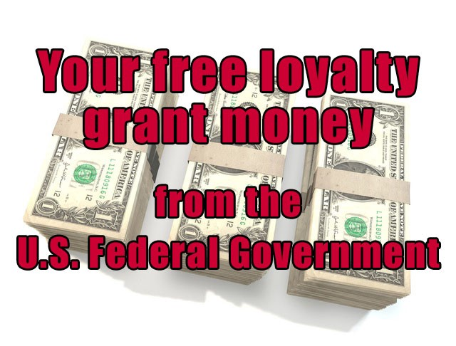 My personal loyalty grant money of $7,000 is waiting at CVS