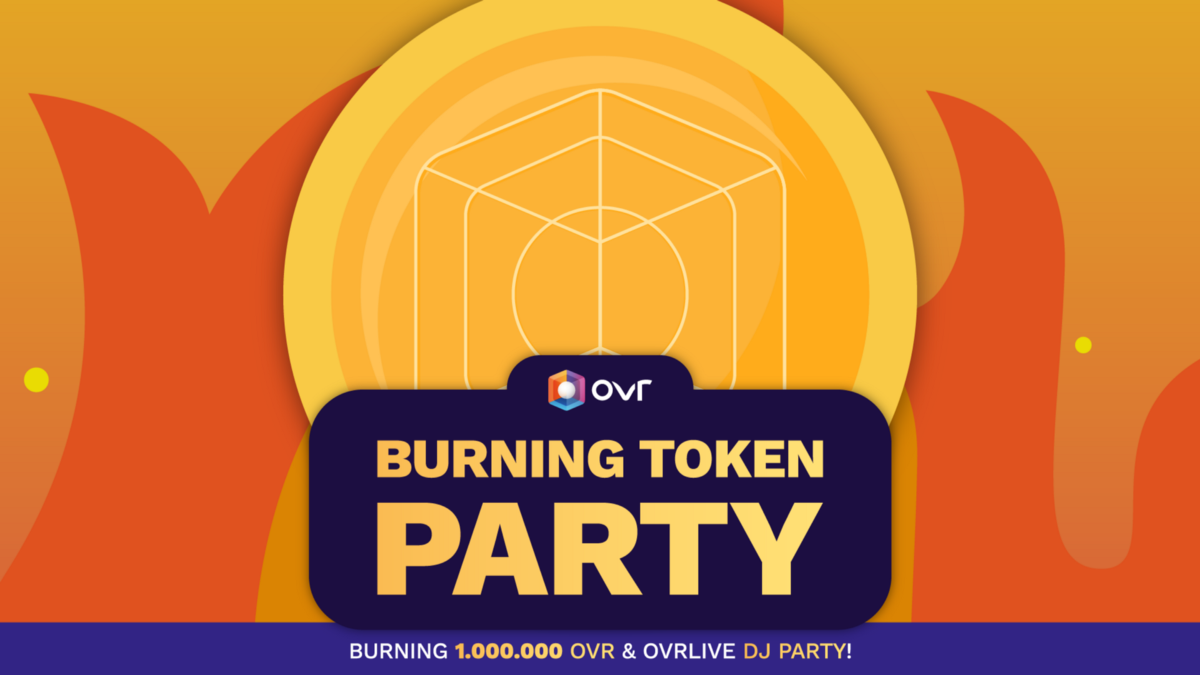 The Token Burning Party