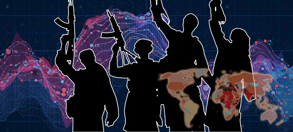 How Geo-Mapping Helps Identify Trends in Global Terrorism