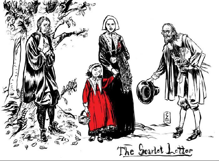 The A Of Scarlet Letter Part 2