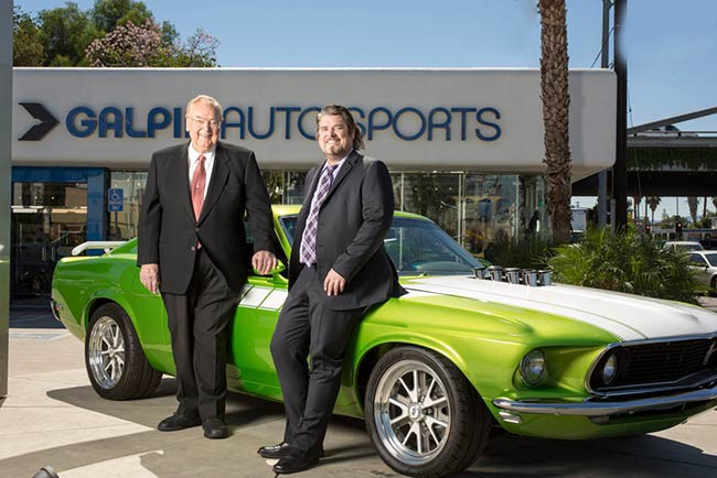 Staying on Top: Galpin's Mission and Core Values - Center for