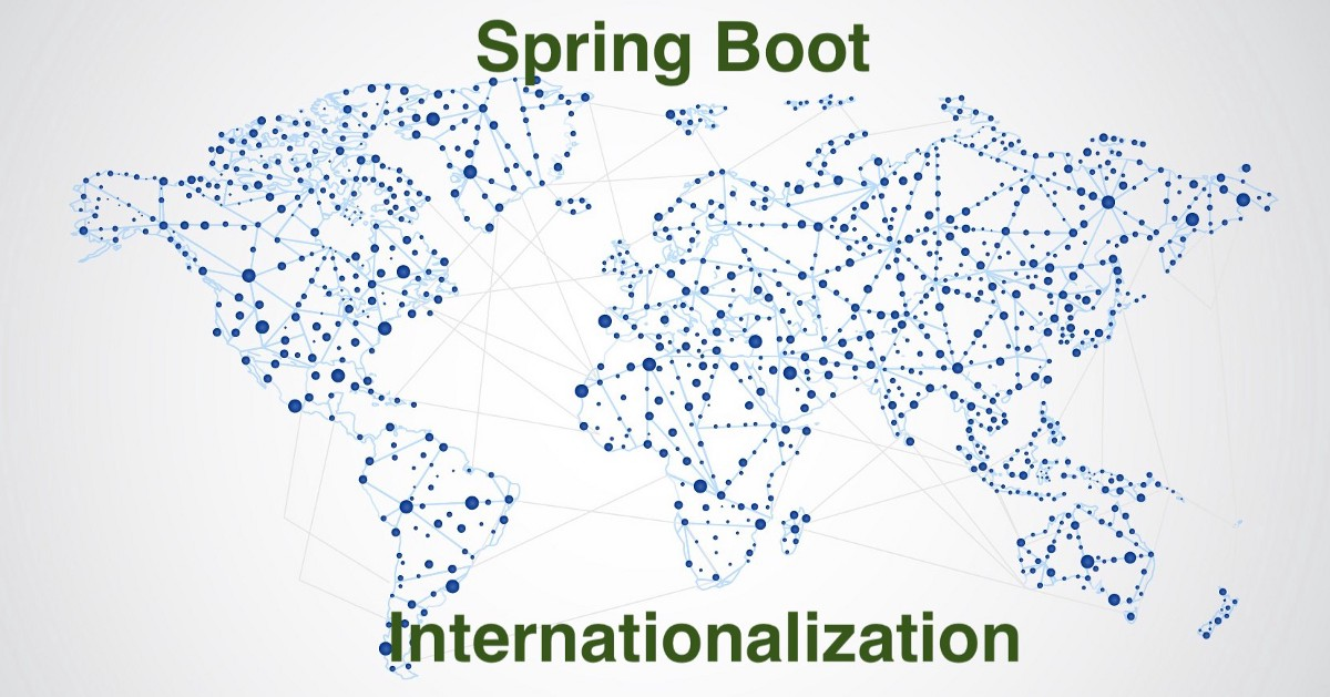 Spring Boot REST Internationalization - Noteworthy - The