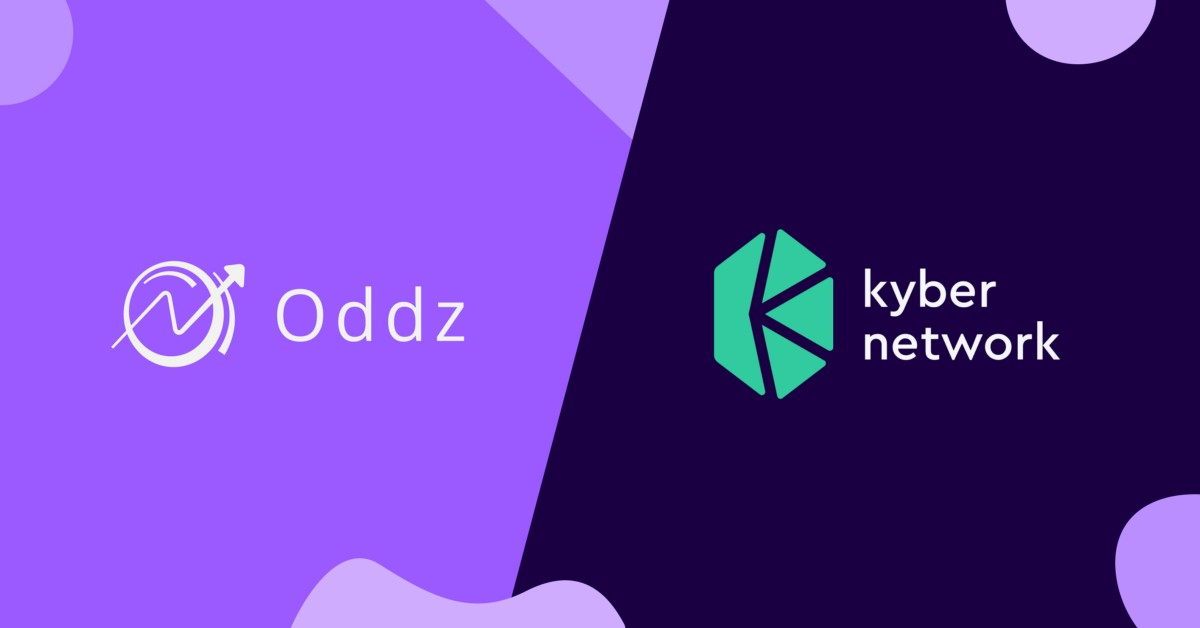 Oddz Collaborates With Kyber Network