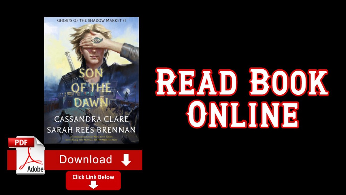 Book Son Of The Dawn Ghosts Of The Shadow Market 1 By Cassandra Clare By Janelle Berger Medium