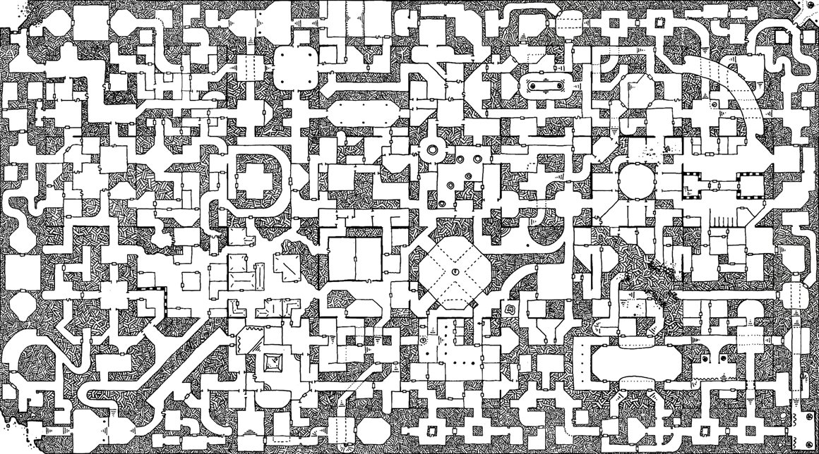 Let's Build a Low-Prep Mega Dungeon: Part 1 - Kevin Whitaker - Medium