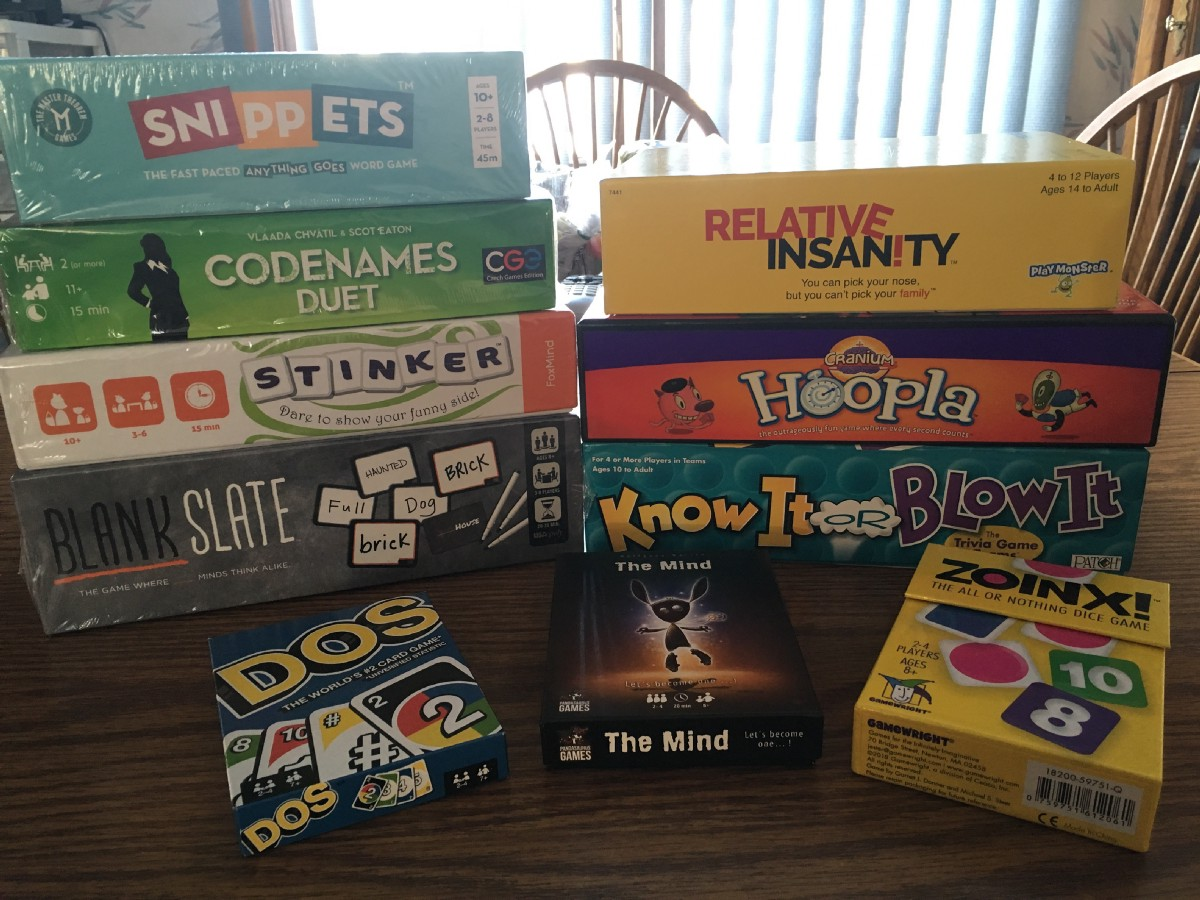 10 New Board Games to Get You through the Long, Cold Winter