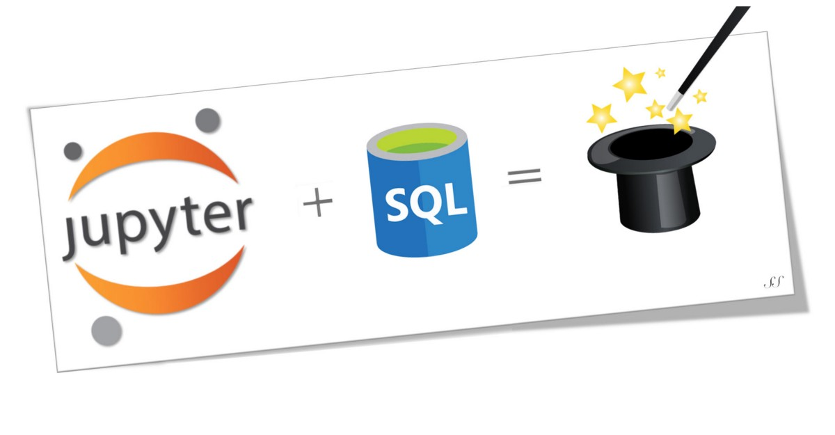 Jupyter Magics with SQL