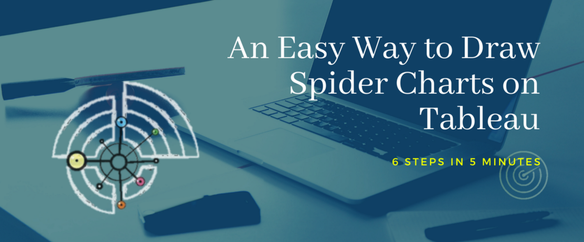 Weave a web for spider charts on Tableau with the help of Excel