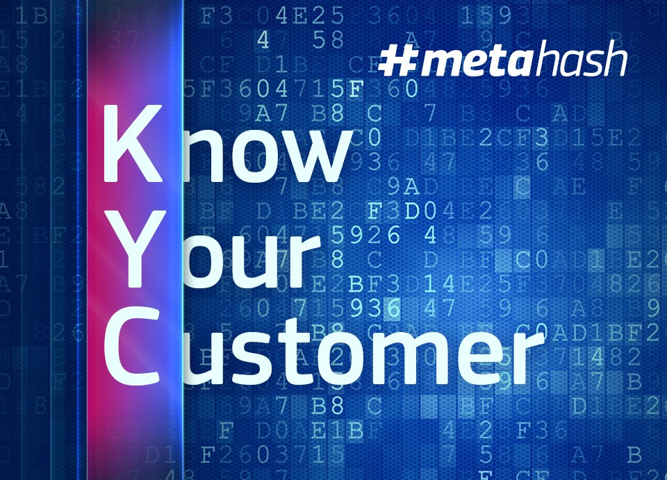 KYC/AML and #MetaHash - #MetaHash - Medium