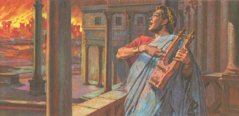 essays fall of rome christianity