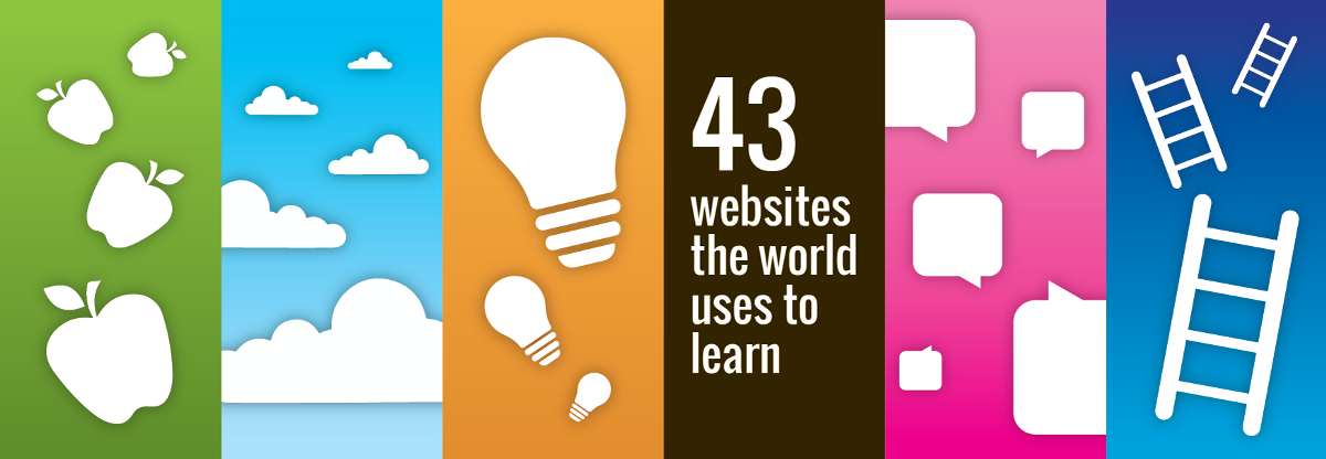 43 websites the world uses to learn