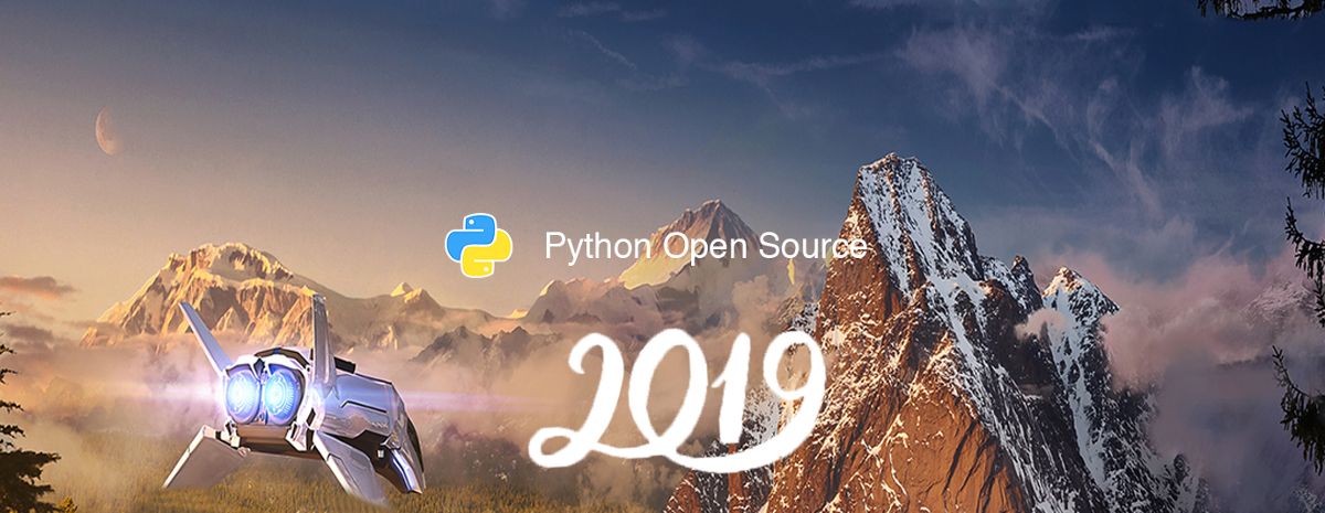 34 Amazing Python Open Source Libraries for the Past Year (v.2019)