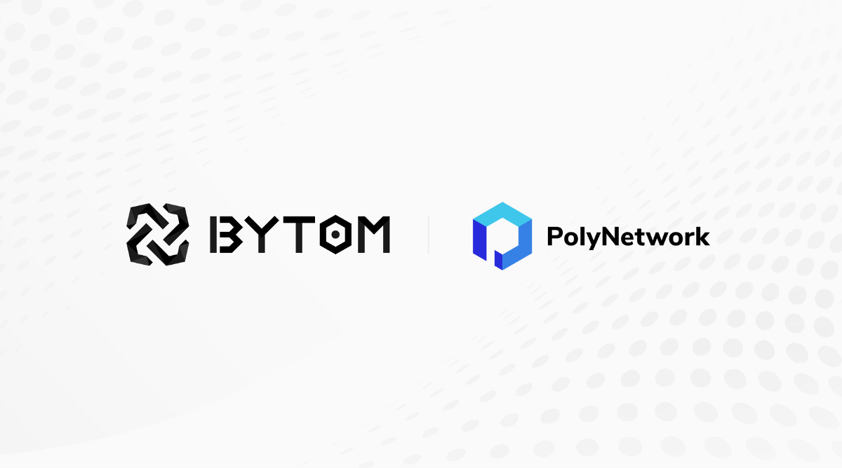 Bytom X Poly Network Building a Cross-chain Ecosystem