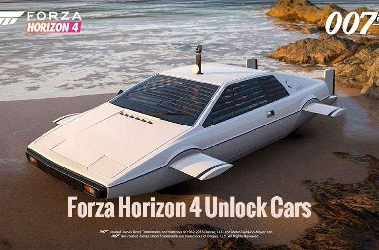 Forza Horizon 4 which cars give gift cars in skill trees