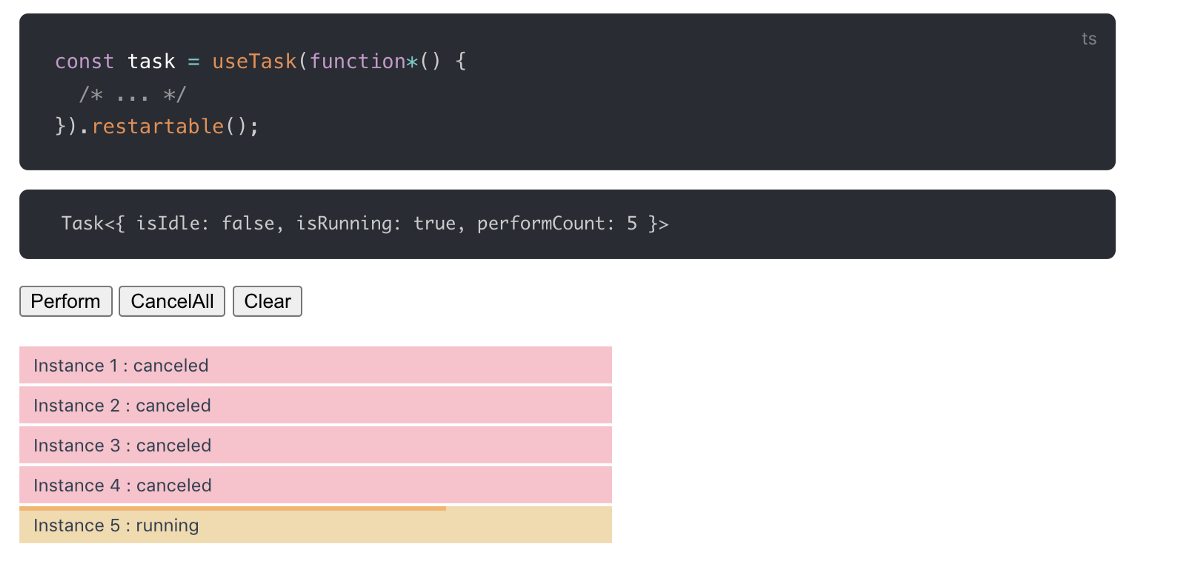 Handling Asynchrony with Vue Composition API and vue-concurrency