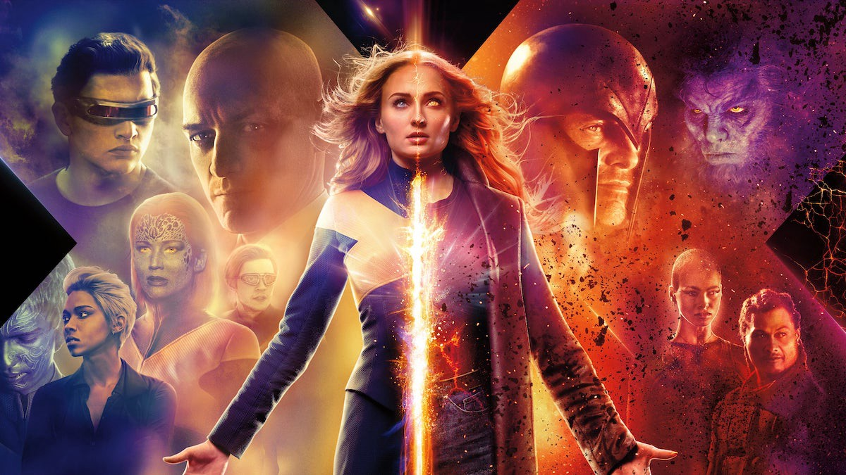 X Men Dark Phoenix 2019 Jean Grey Begins To Develop Powers That By Dan Owen Frame Rated Medium