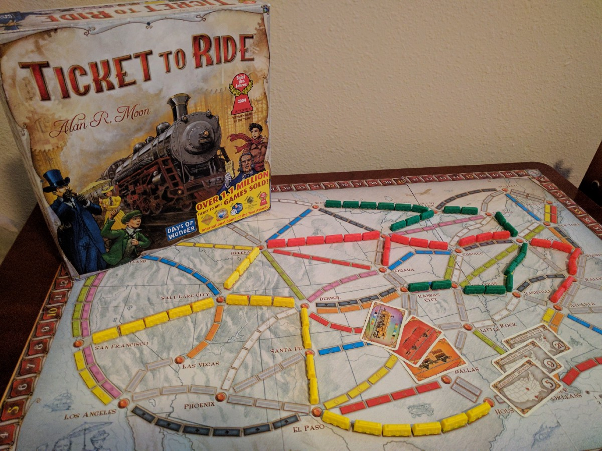 What's the best version of Ticket to Ride for 2 players ...