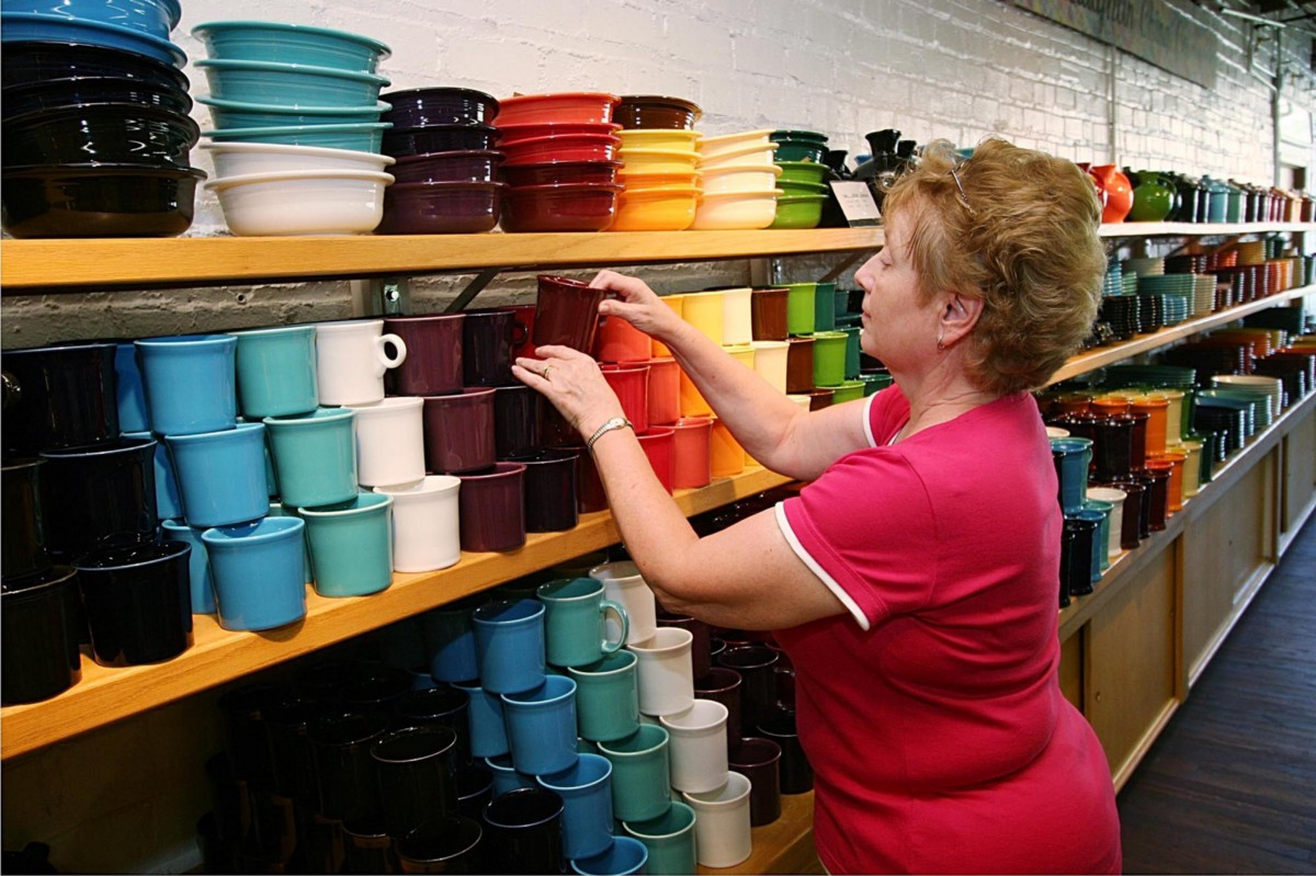 The ingenious story of how Fiestaware invaded the Baby ...