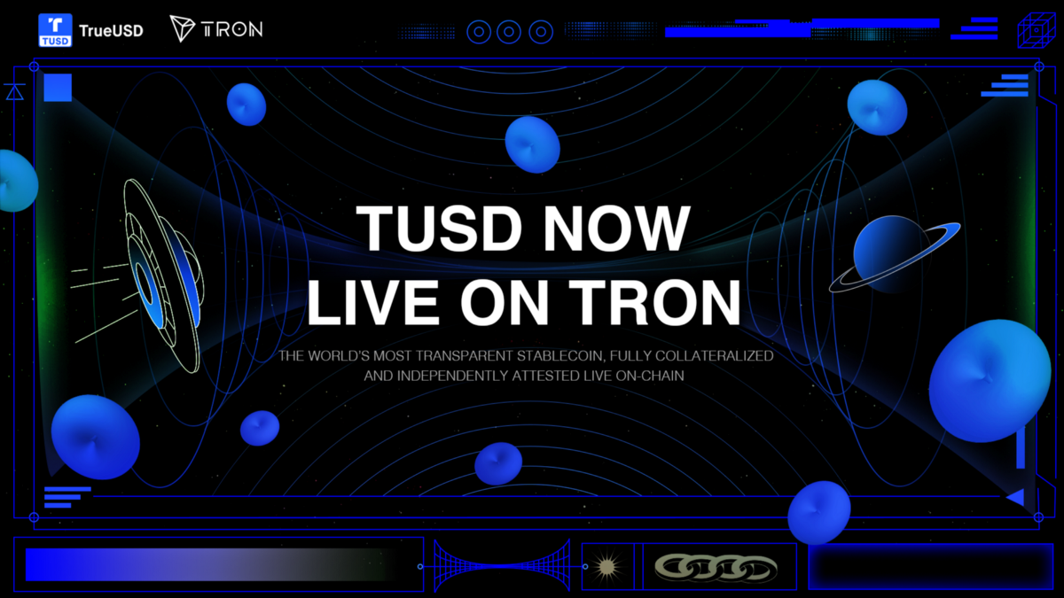 Step-by-step tutorial to get TRC20- TUSD on TrustToken homepage