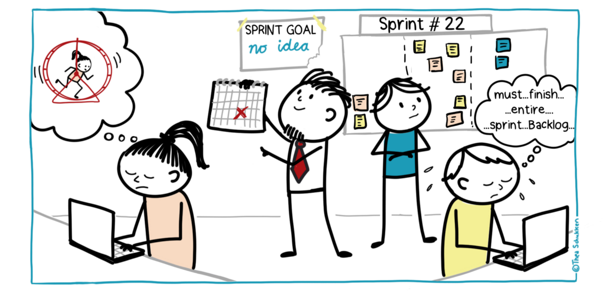 Myth: A Sprint Goal Is Optional In Scrum | by Christiaan Verwijs | The  Liberators | Medium