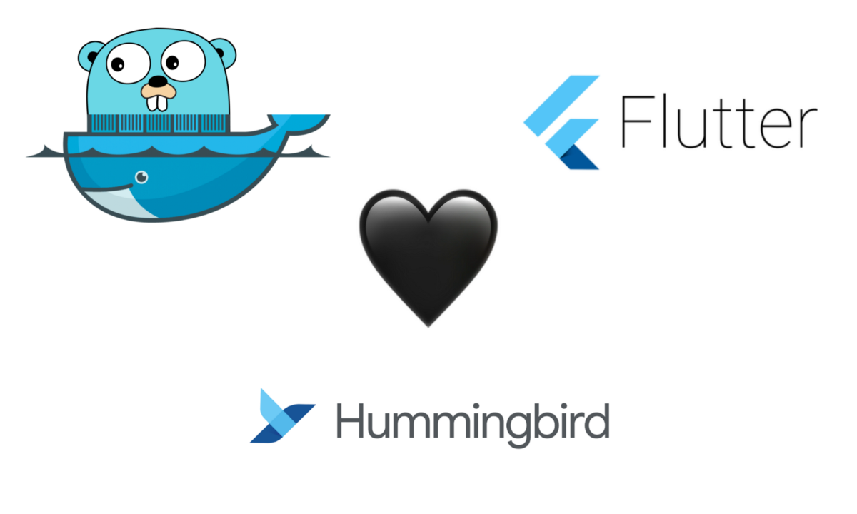 📰 Good News app. Golang + Flutter + Hummingbird = 🖤