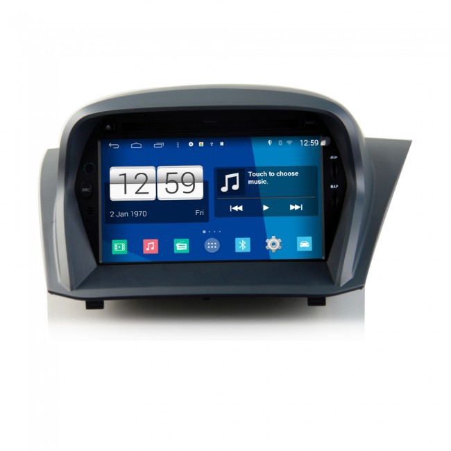 Autoradio Android Ford Fiesta Poste DVD GPS Android 4 4 4