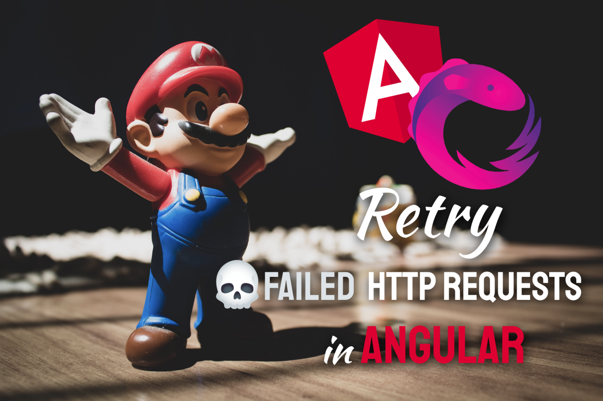 Retry failed HTTP requests in Angular