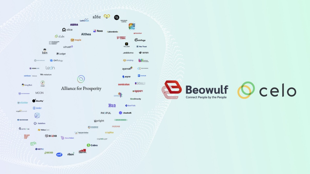 Beowulf Blockchain Joins Alliance for Prosperity to Advance DeFi Adoption