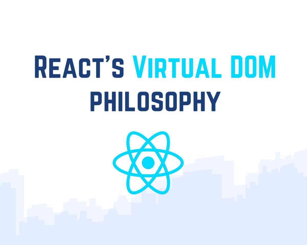 What is the use of the Virtual DOM in React?