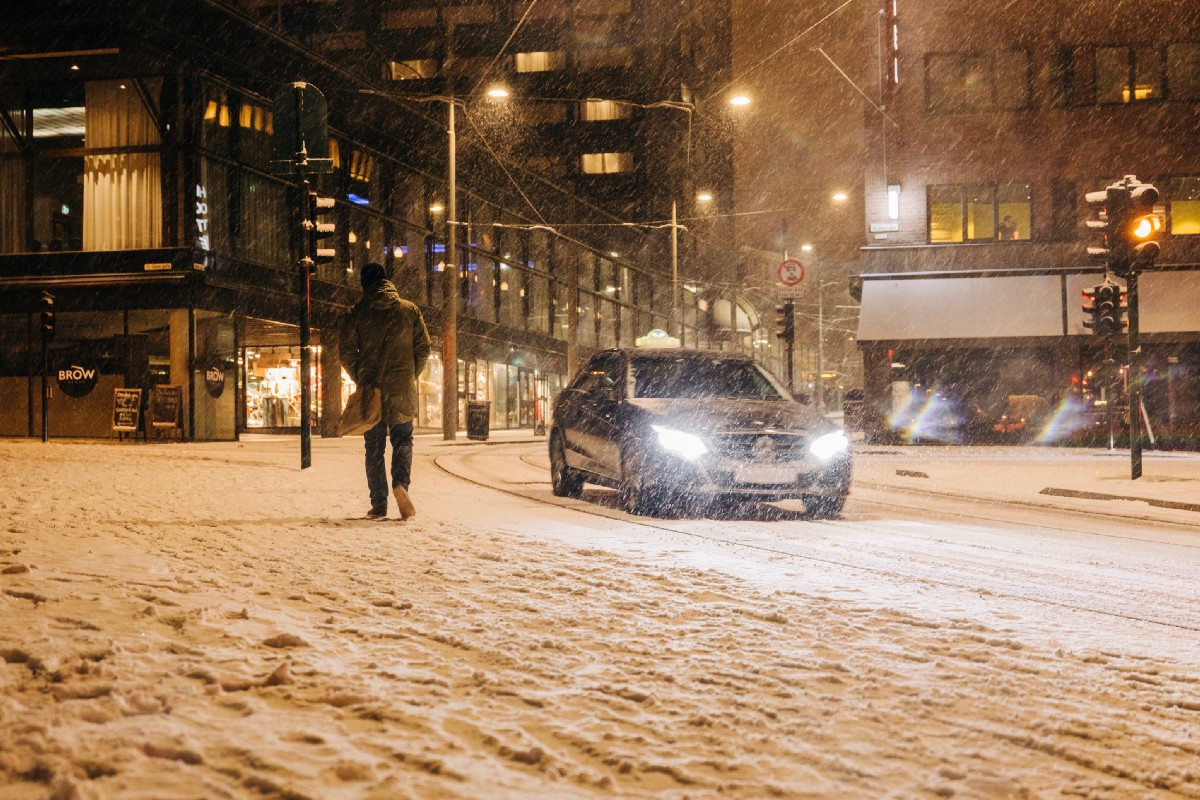 Doug Ross' 4 Essential Safety Tips for Winter Driving in Canada
