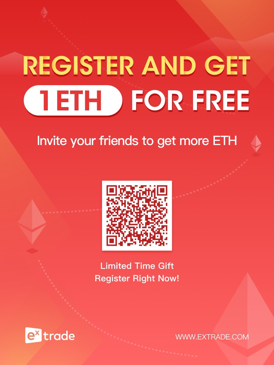 ETH Giveaway: Sign Up and get free ETH - ExTrade - Medium