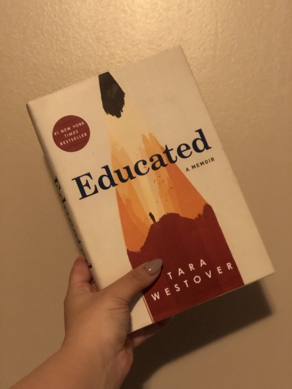 The Frustration I Felt While Reading Educated by Tara Westover…