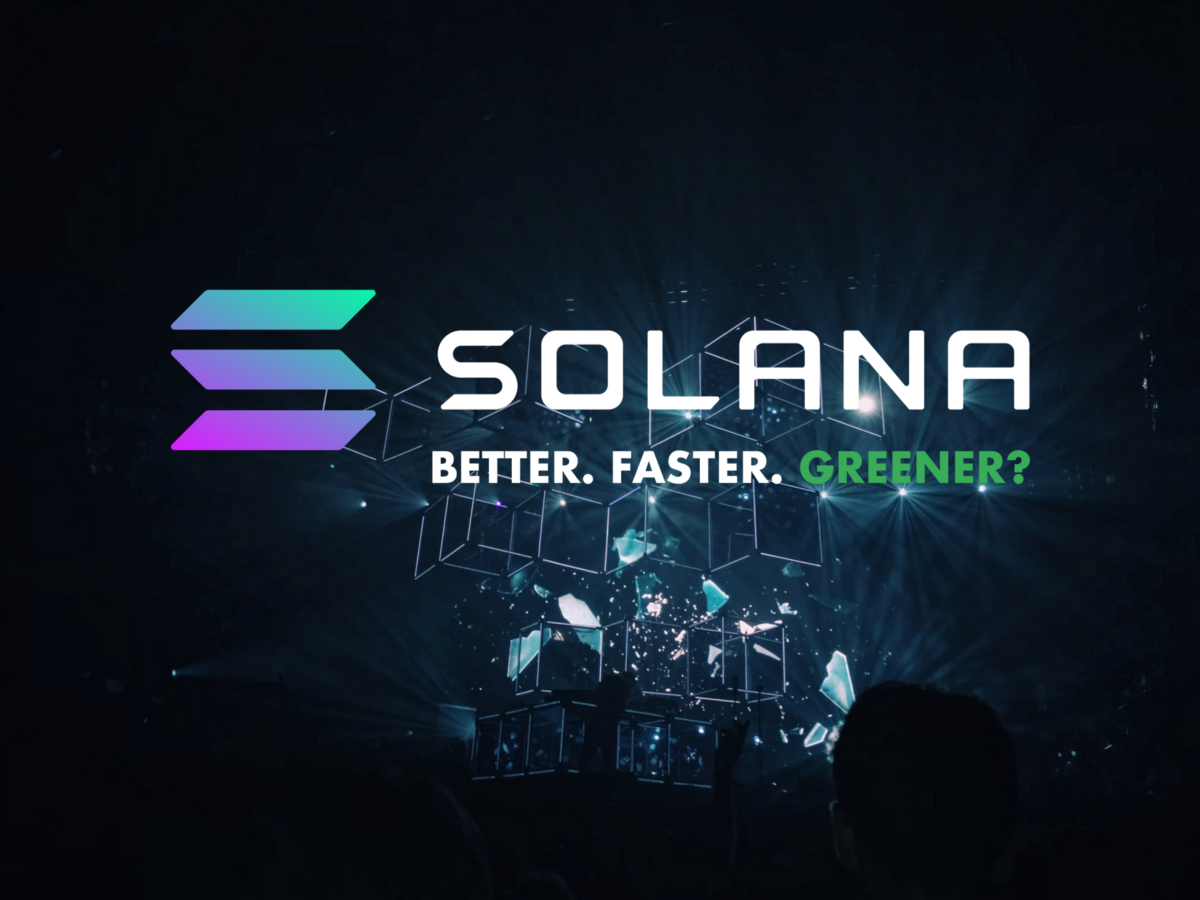 Solana (SOL): The Better And Greener Bitcoin? (Ethereum Competitor)