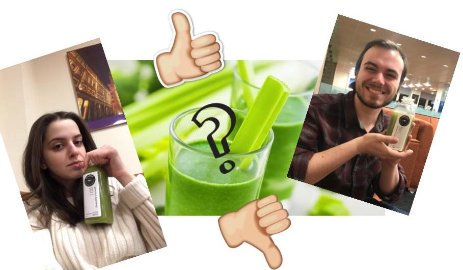 We Tried Celery Juice, Here are Our Thoughts - NYU Local