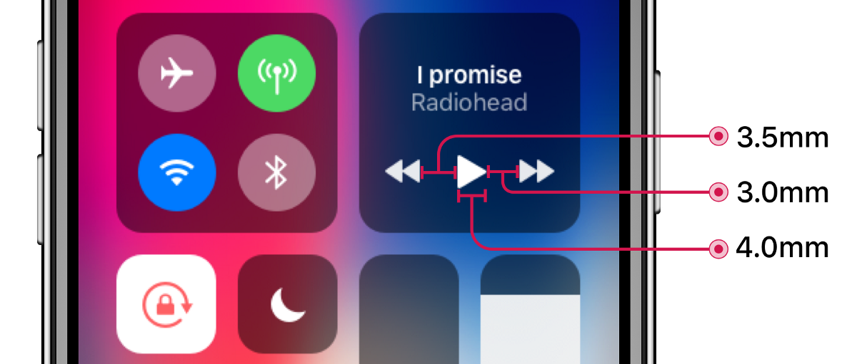 The Simple Fix To IOS Playback Buttons In Control Center