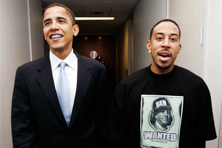 Obama Wishes He Could Have Continued Managing Rap Artists In His